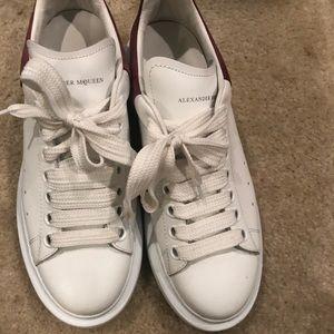Alexander Mcqueen Womens Sneakers Size